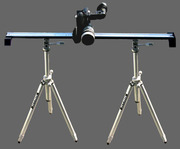 Glidetrack 4' Linear Camera Slider