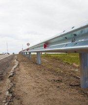 Дорожные ограждения монтаж в Алматы,  Тараз,  Шымкент,  Кызылорда