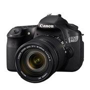 Canon 60 D kit 18-135 (Japan)