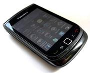 Blackberry 9800 слайд